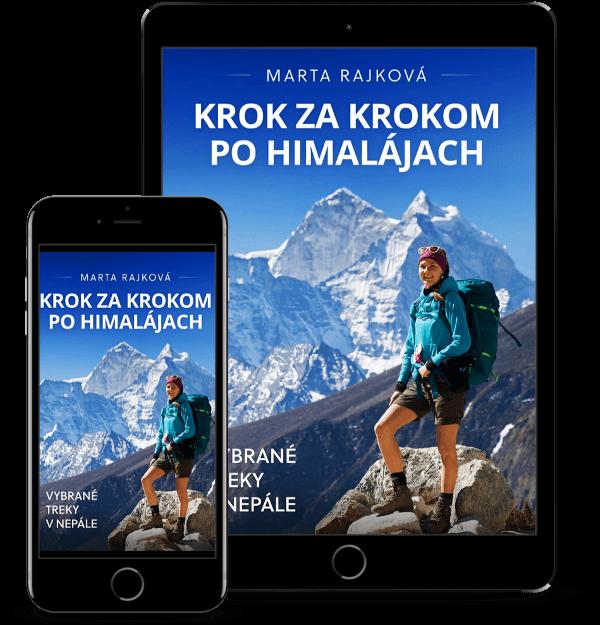 e-knihy, Krok za krokom po Himalájach (e-kniha)