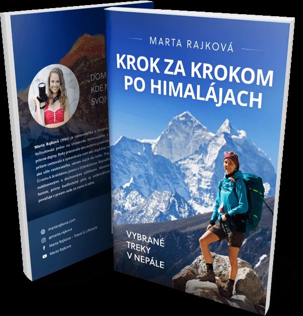 Krok za krokom po Himalájach, E-shop, Tlačené knihy